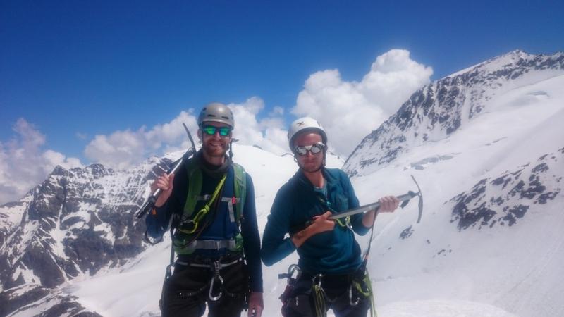 Klettergurt Für Hochtouren : Alpin snowsportschule ernen grundkurs hochtouren