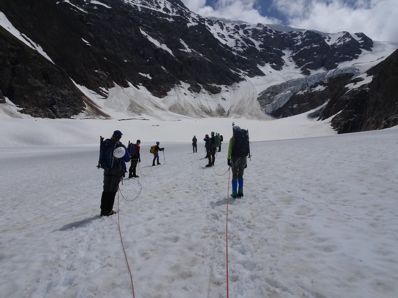 Klettergurt Für Gletscher : Firn und eiskurs furka rhonegletscher bächli bergsport ag